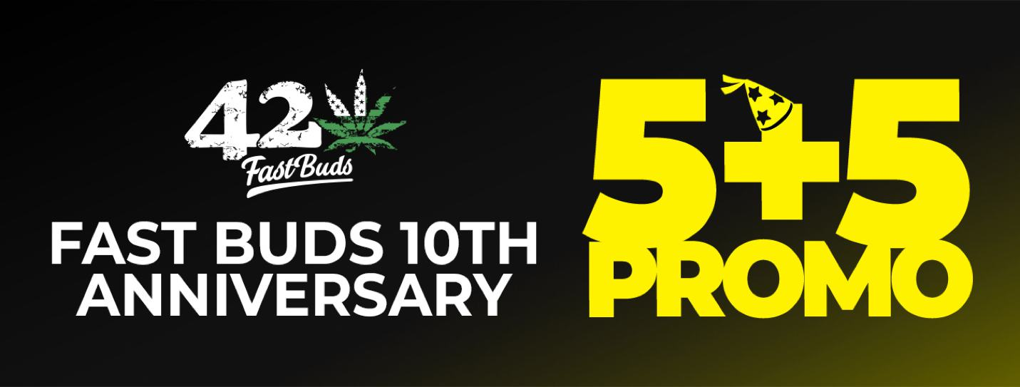 Fast Buds - automatic strains - promotion - get free seeds